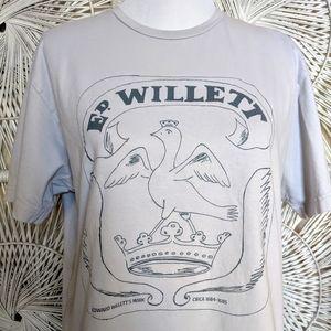 Shirts - T-shirt: Ed Willett Kentucky Whiskey Bourbon